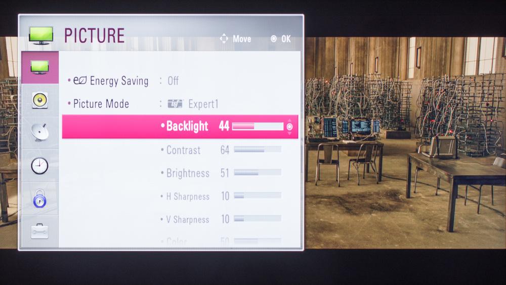 Lg Lf6000 Led Tv Calibration Settings Rtingscom