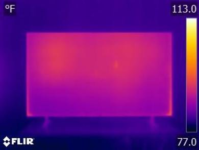 Samsung Q80/Q80R QLED Temperature picture