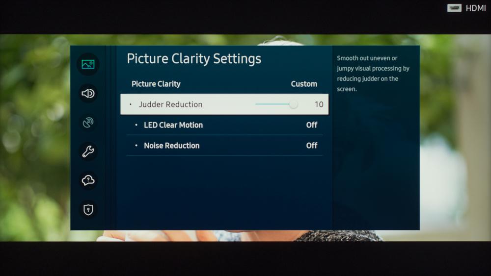 Samsung Q60/Q60T QLED Calibration Settings 46