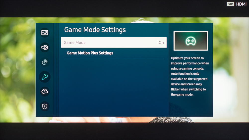 Samsung Q60/Q60T QLED Calibration Settings 60