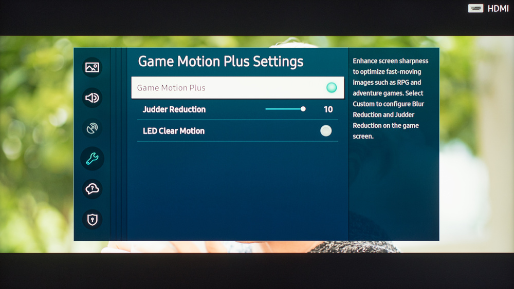 Samsung Q60/Q60T QLED Calibration Settings 61