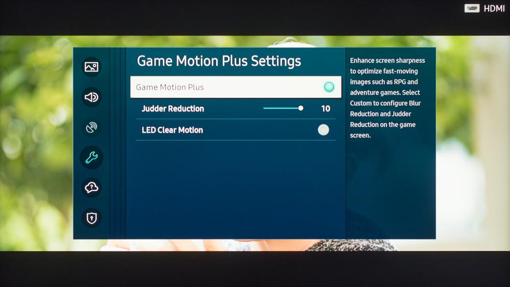 Samsung Q60/Q60T QLED Calibration Settings 61