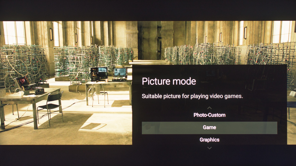 Sony X850E Calibration Settings 2