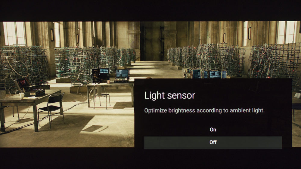 Sony X850E Calibration Settings 4