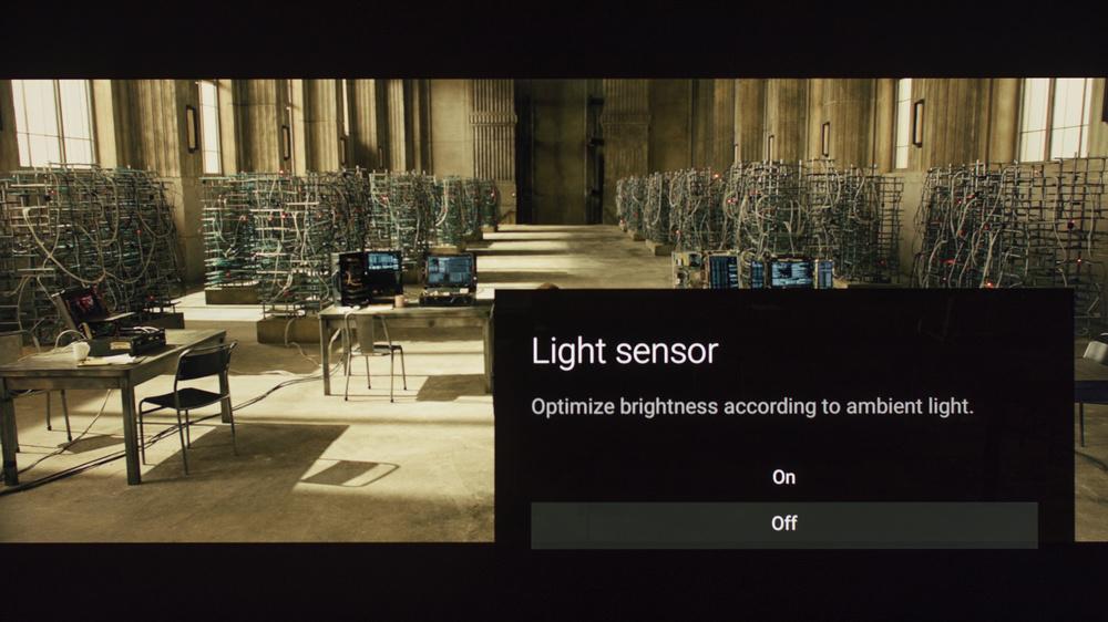 Sony X850E Calibration Settings 4