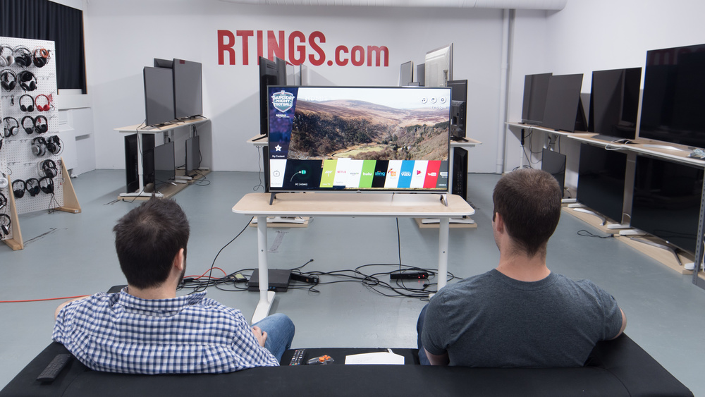 Best 50 Inch Tv 2019 The 6 Best 48 49 50 Inch TVs   Summer 2019: Reviews   RTINGS.com