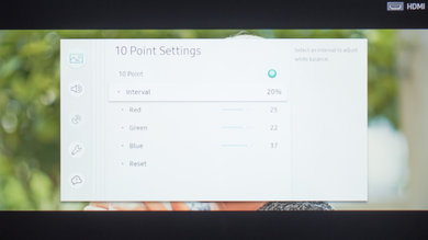 Samsung M4500 Calibration Settings 12
