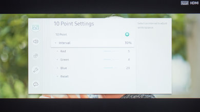 Samsung M4500 Calibration Settings 13