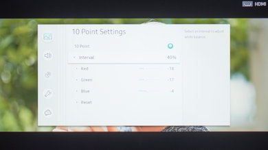Samsung M4500 Calibration Settings 14