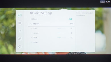 Samsung M4500 Calibration Settings 17