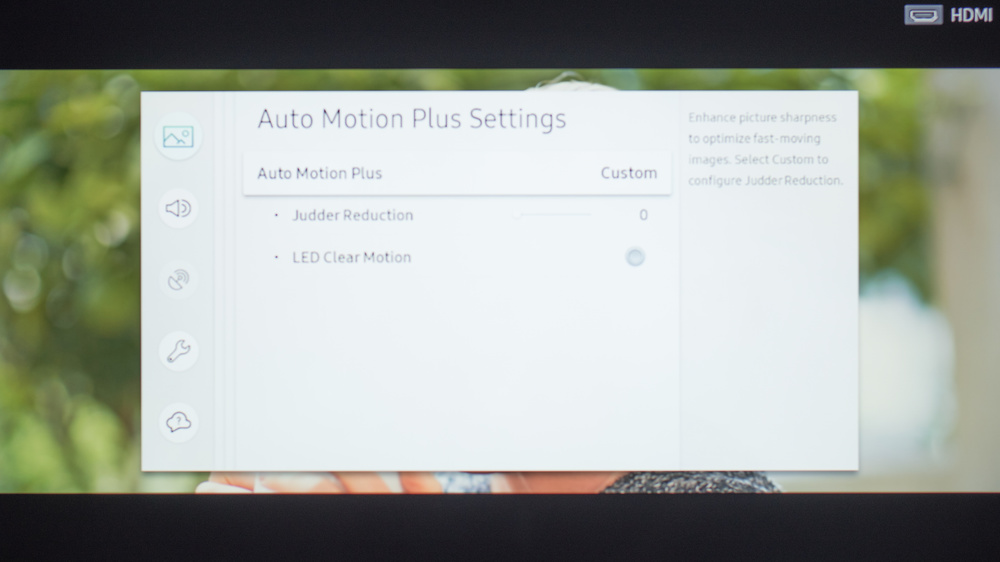 Samsung M4500 Calibration Settings 8