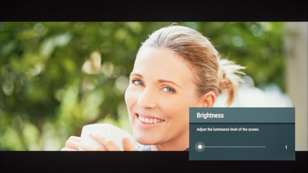 Sony X900F Calibration Settings 1