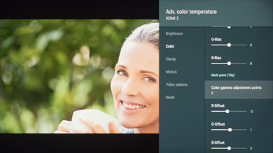 Sony X900F Calibration Settings 19