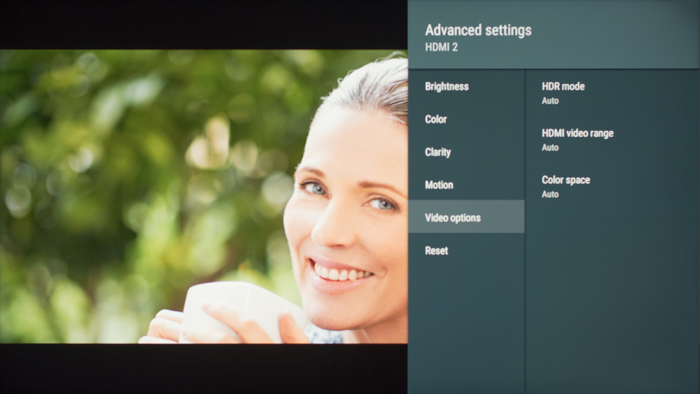 Sony X900F Calibration Settings 23