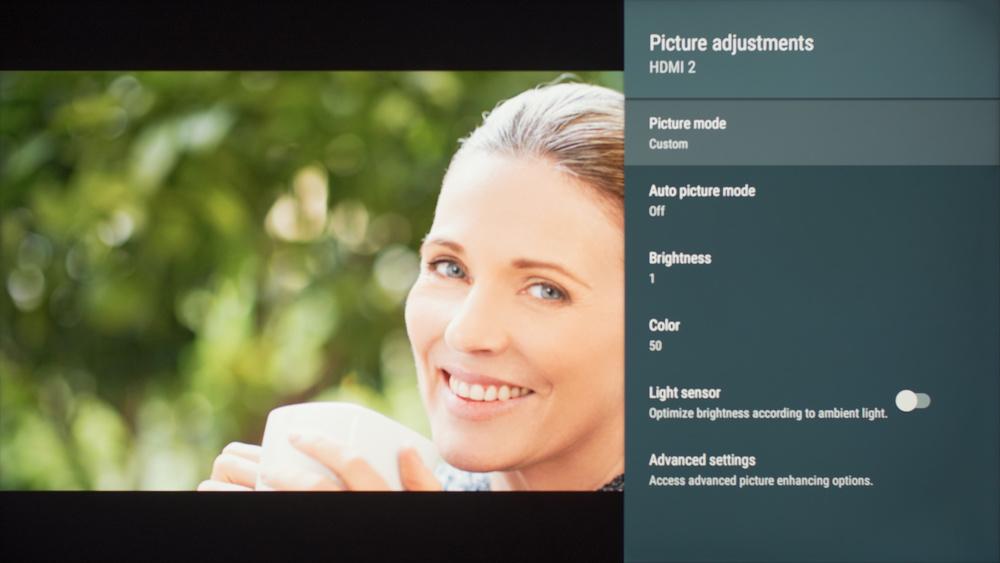 Sony X900F Calibration Settings 4