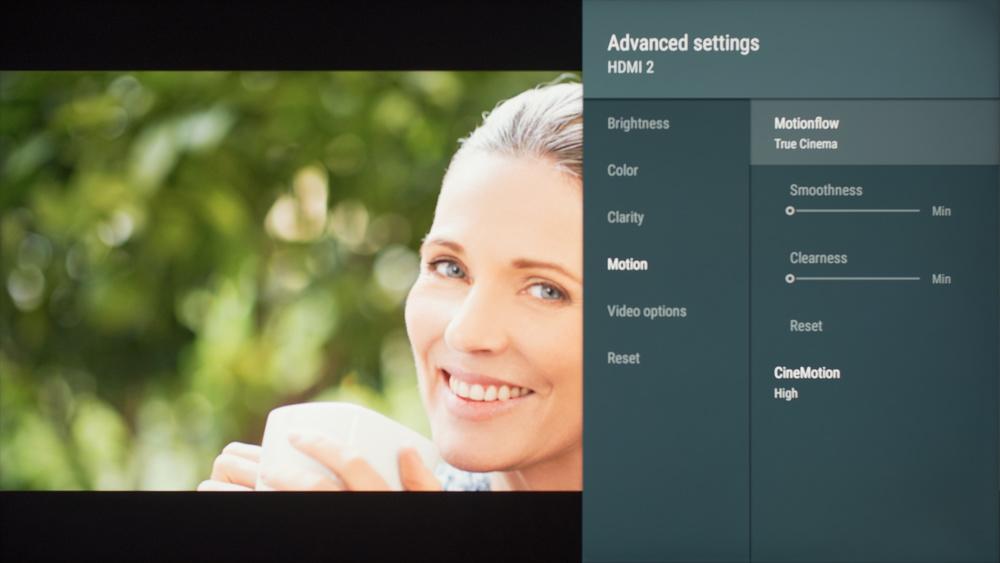 Sony X900F Calibration Settings 42