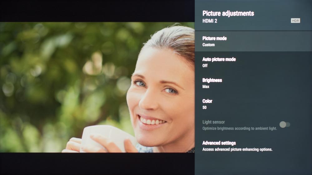 Sony X900F Calibration Settings 46
