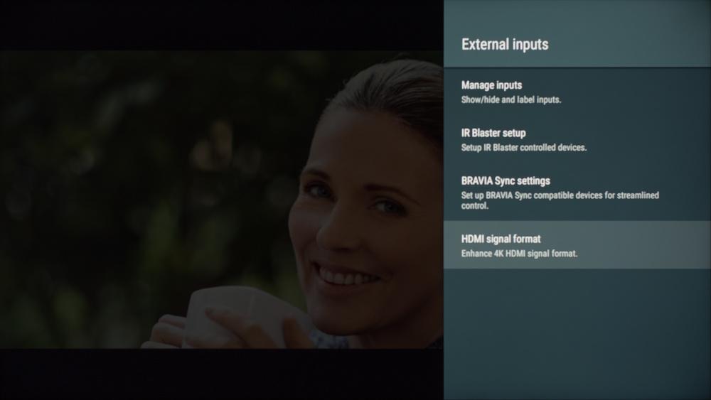 Sony X900F Calibration Settings 48