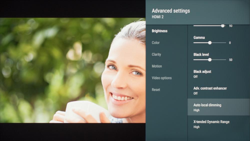 Sony X900F Calibration Settings 6
