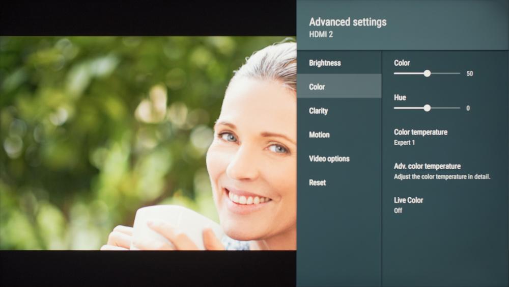 Sony X900F Calibration Settings 7