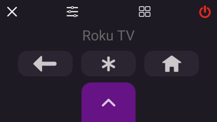 TCL S305 Remote App Picture