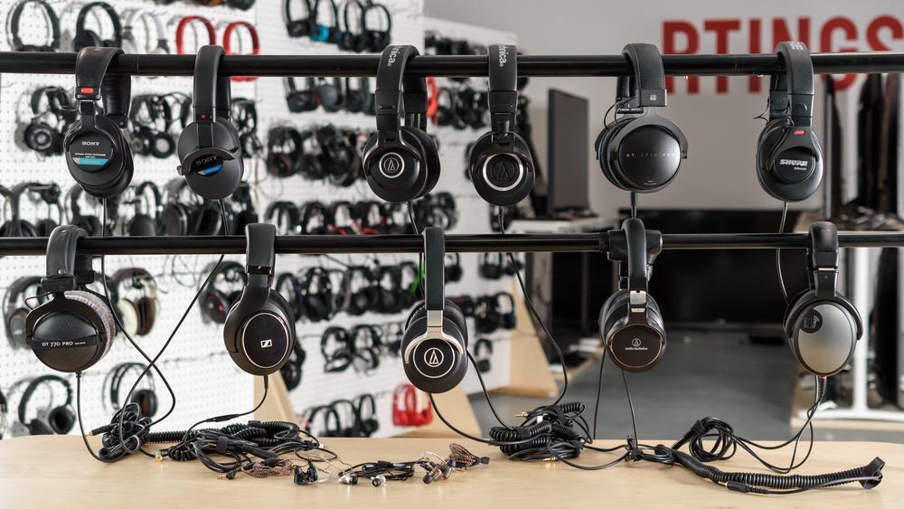 Best Headphones For Studio