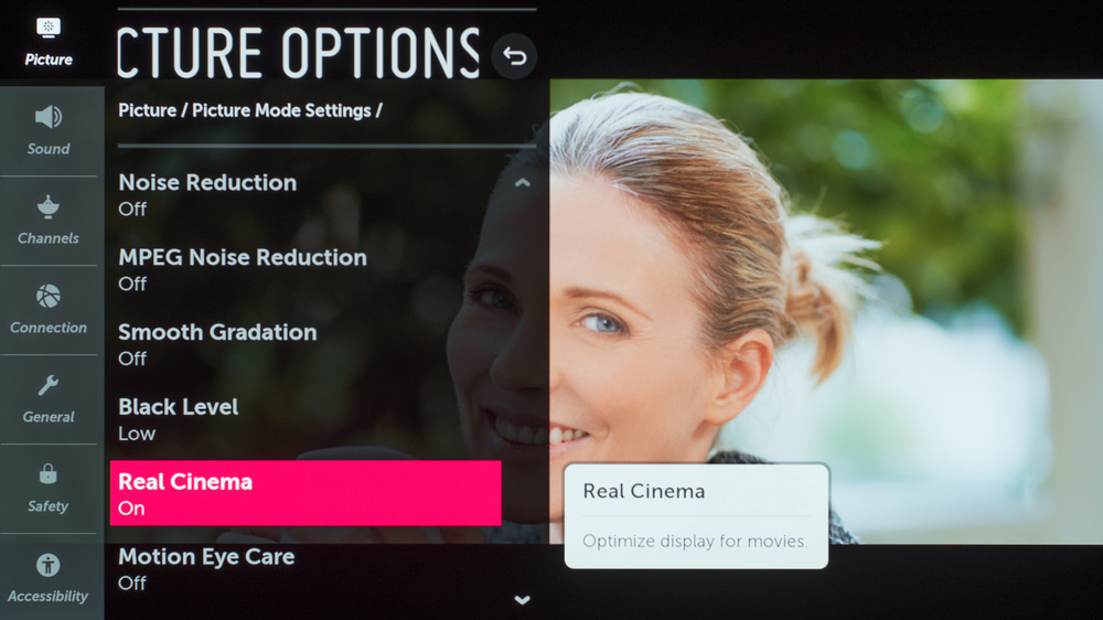 LG C9 OLED Calibration Settings 41