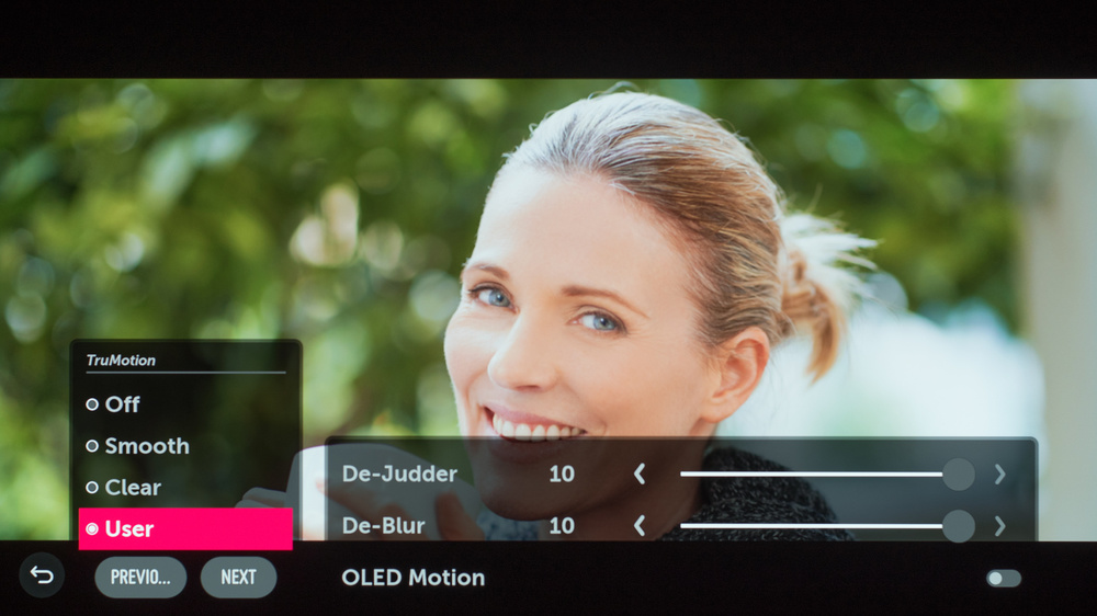 LG C9 OLED Calibration Settings 43