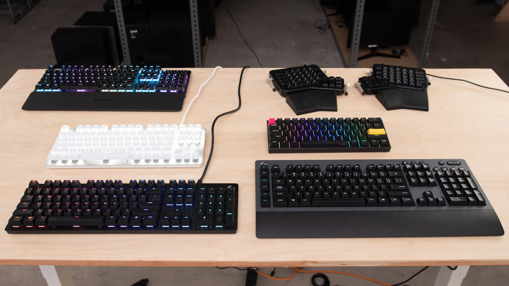The 6 Best Gaming Keyboards Under 100 Winter 2021 Reviews Rtings Com