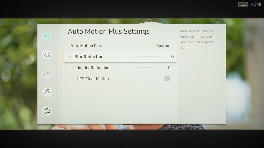 Samsung Q80/Q80R QLED Calibration Settings 18