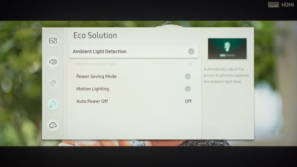 Samsung Q80/Q80R QLED Calibration Settings 75