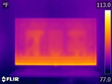 LG SM8600 Temperature picture