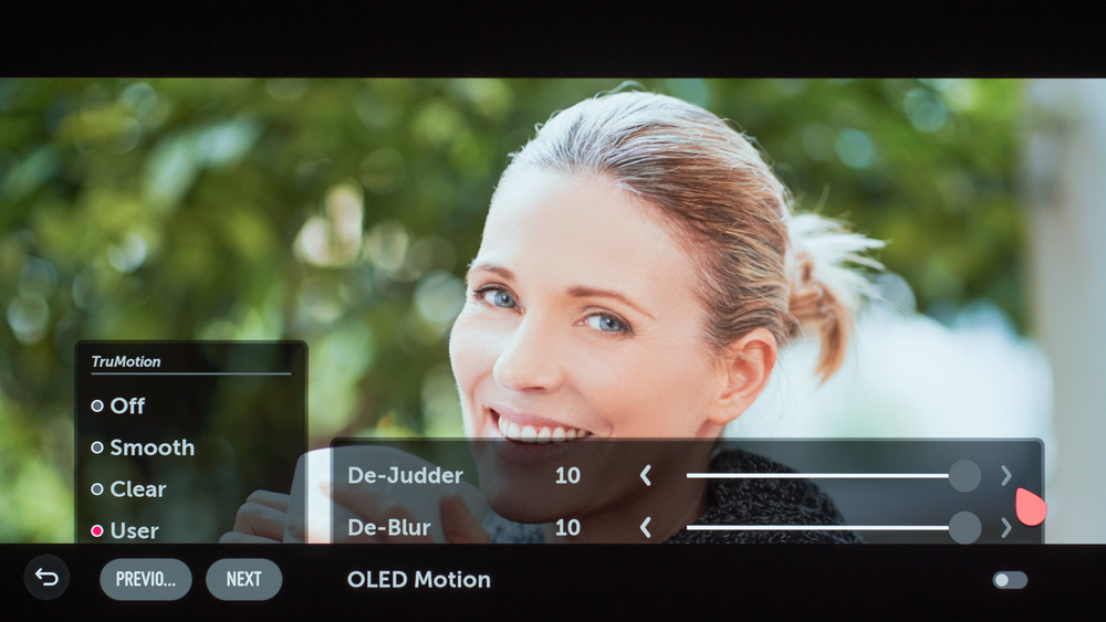 LG B9 OLED Calibration Settings 45