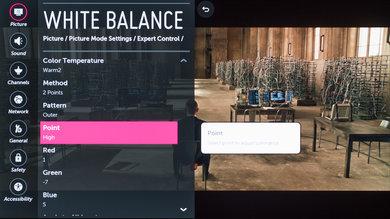 LG B6 Calibration Settings 6
