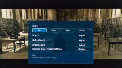 Sharp N7000U Calibration Settings 16