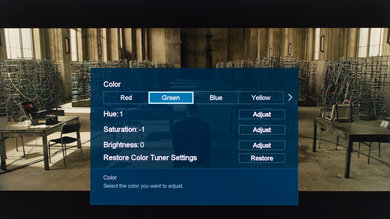 Sharp N7000U Calibration Settings 17