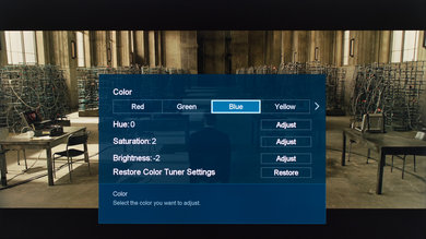 Sharp N7000U Calibration Settings 18