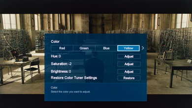 Sharp N7000U Calibration Settings 19