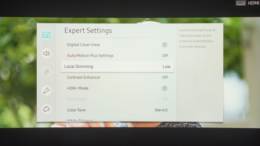 Samsung MU8500 Calibration Settings 10