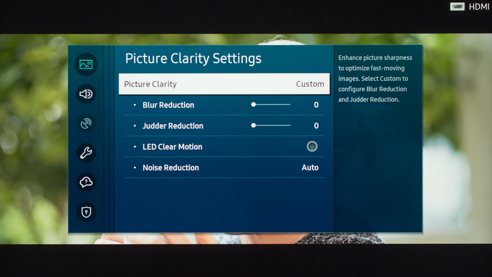Samsung Q70/Q70T QLED Calibration Settings 12