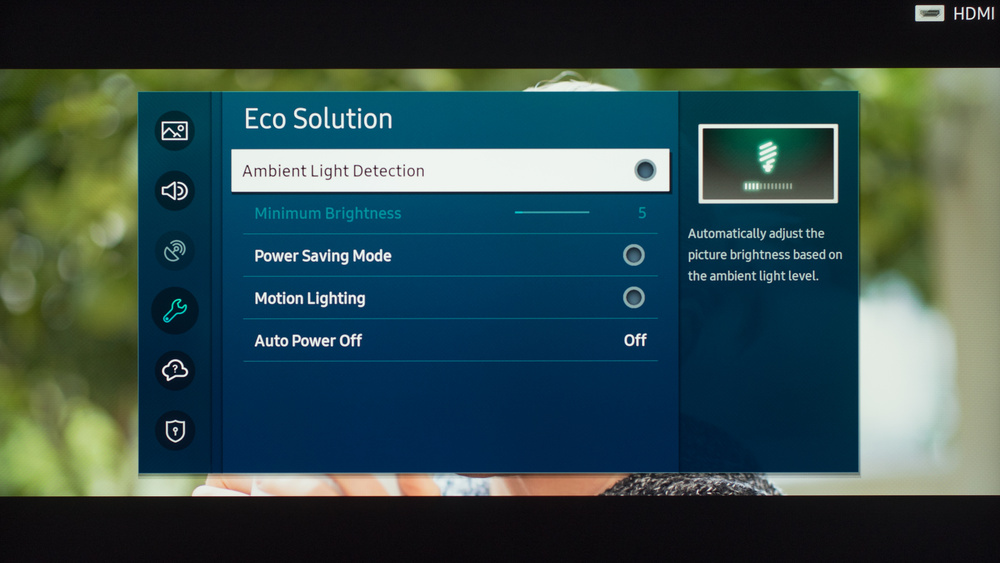 Samsung Q70/Q70T QLED Calibration Settings 71