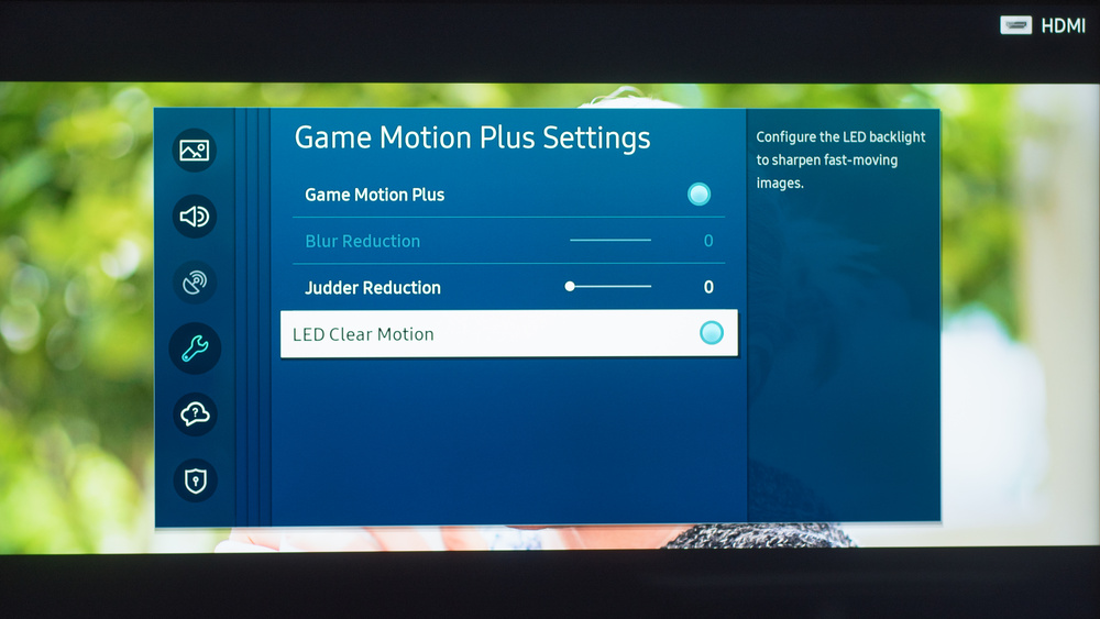 Samsung Q70/Q70T QLED Calibration Settings 94