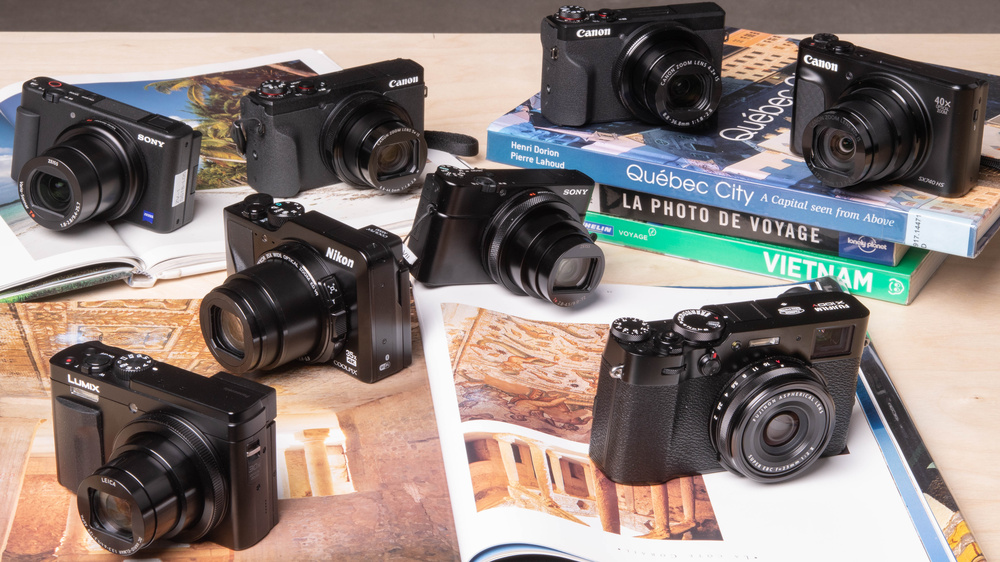 Best Compact Cameras For Travel