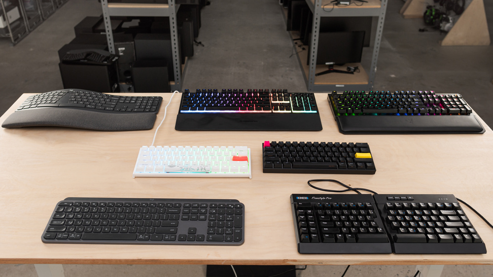 Best Typing Keyboards For Writers