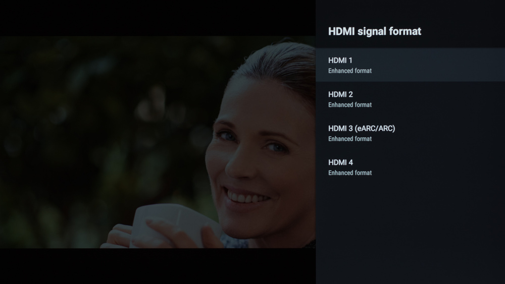 Sony A8H OLED Calibration Settings 45
