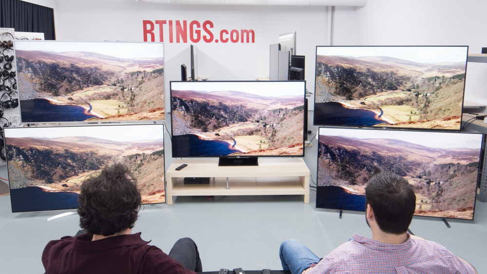 The 8 Best 65 Inch 4k Tvs Summer 2018 Reviews Rtings Com