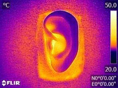 Sennheiser HD 598 Cs Breathability Before Picture