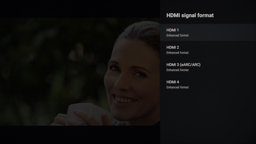 Sony X950H Calibration Settings 7