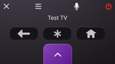 TCL R617 Remote App Picture