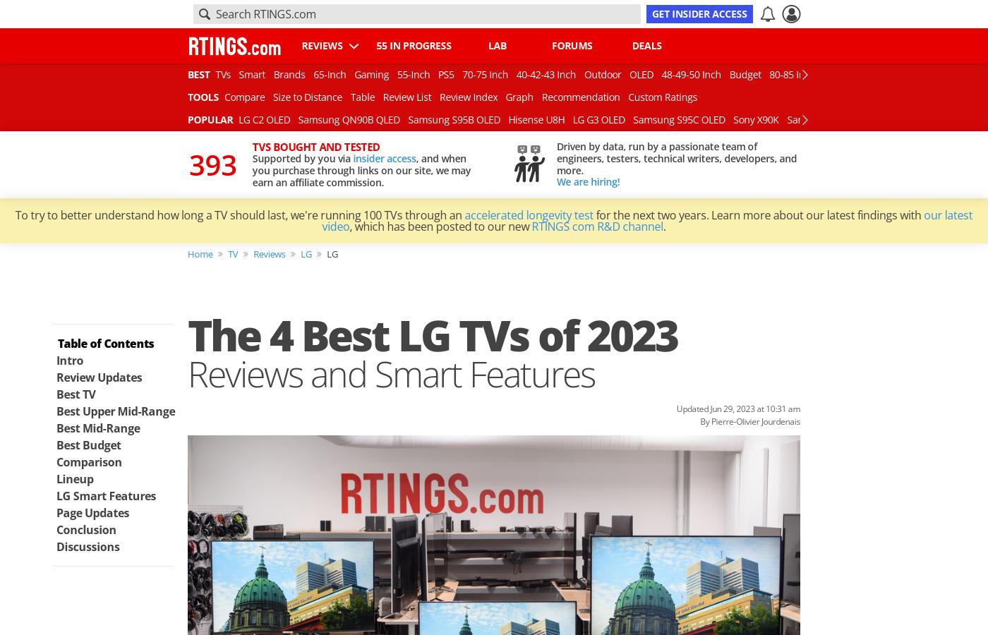 Lg 2019 Tv Lineup